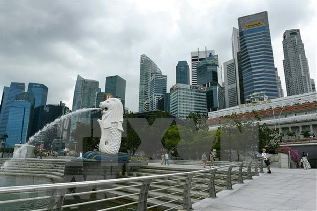 Singapore to ban short-term visitors over COVID-19 fears hinh anh 1