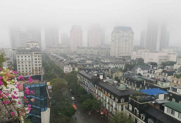 More automatic air quality monitoring stations to be built nationwide hinh anh 1