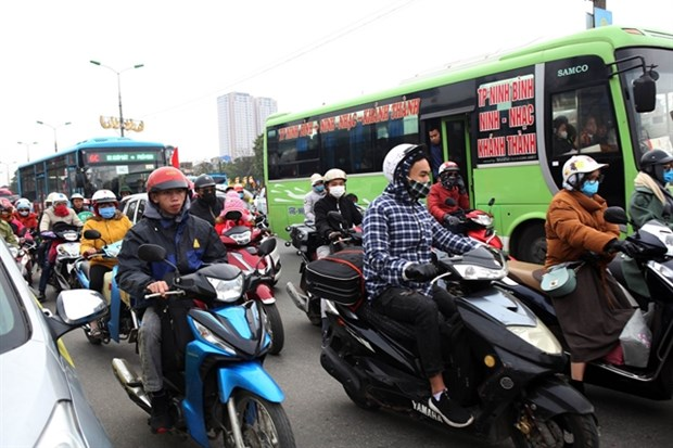 Hanoi's coach stations propose extending opening hours hinh anh 1