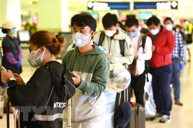 Foreign Ministry urges Vietnamese citizens abroad to refrain from travels hinh anh 1