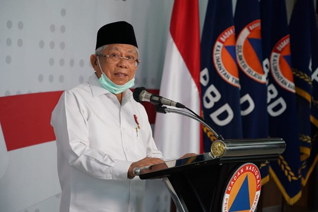 Indonesian Vice President calls for fatwas to regulate worship hinh anh 1