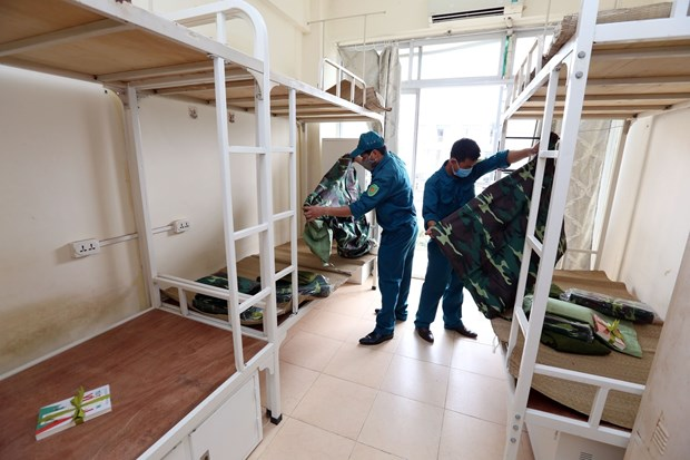 Vietnam's total COVID-19 cases now 123 hinh anh 1