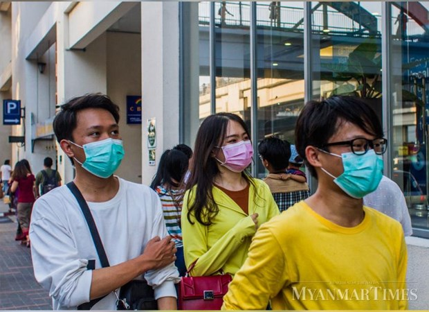 Myanmar confirms two first cases positive for SARS-CoV-2 hinh anh 1