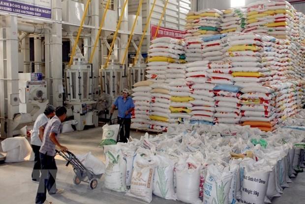 Rice export enjoys growth despite COVID-19 hinh anh 1
