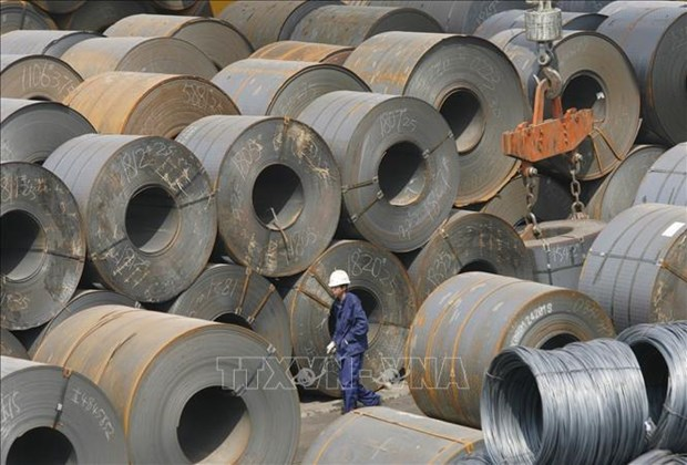 MoIT extends safeguard measures against imported rolled steel, steel wire hinh anh 1