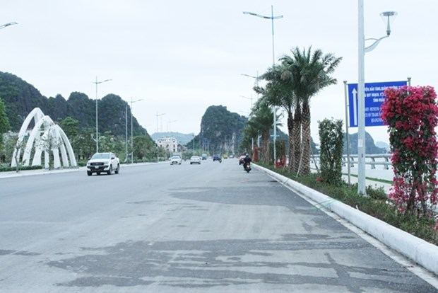 """Quang Ninh province to build """"heritage road"""" hinh anh 1"""