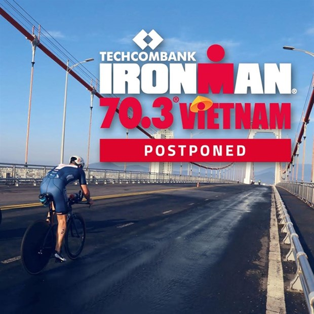IRONMAN 70.3 Vietnam event delayed hinh anh 1