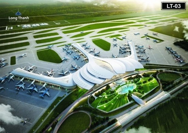 Dong Nai to speed up site clearance for Long Thanh airport project hinh anh 1