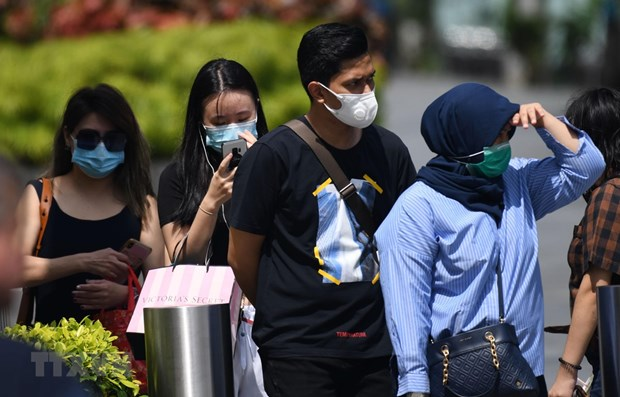 COVID-19 outbreak forces Singapore to close all entertainment outlets hinh anh 1