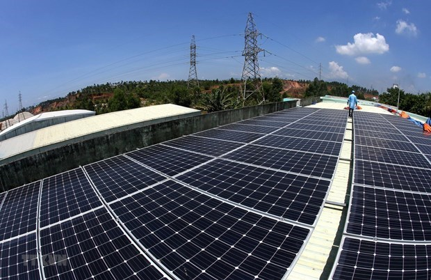Southeast Asia's largest solar power plant to be built in Ninh Thuan hinh anh 1