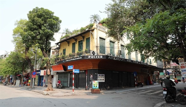 Hanoi orders closure of bars to stop COVID-19 hinh anh 1