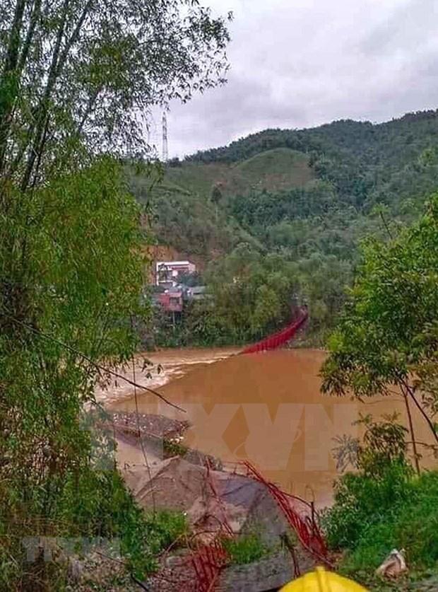 Thunderstorm, hails strike Lao Cai again, killing a farmer hinh anh 1
