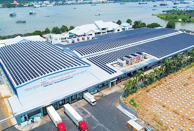 Rapid growth forecast for solar rooftop energy industry hinh anh 1