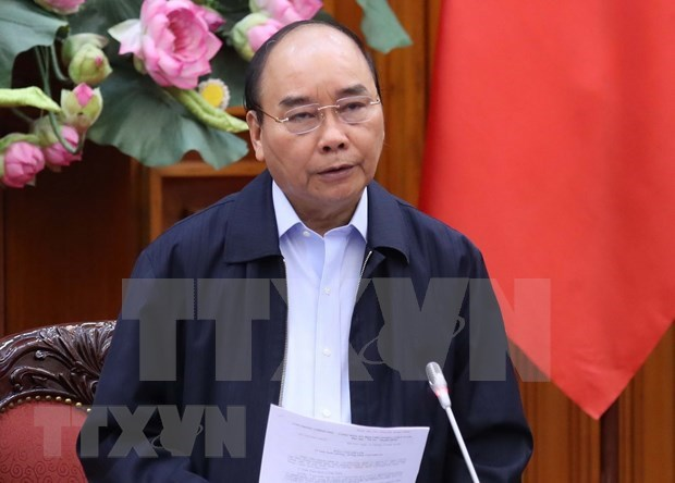 PM orders cancellation of events of more than 20 people to curb COVID-19 spread hinh anh 1