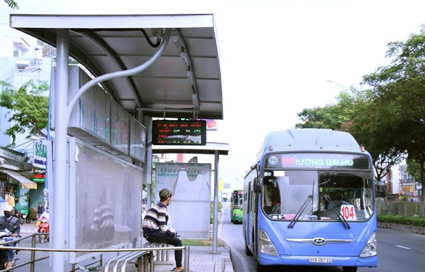 HCM City to suspend 54 bus routes due to COVID-19 hinh anh 1