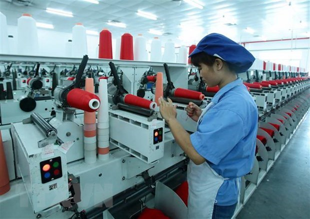 Dong Nai's industrial production slows down due to COVID-19 hinh anh 1
