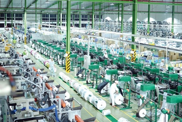 Pandemic has no impact on plastic firm hinh anh 1