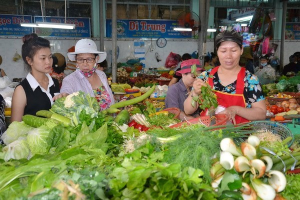First-quarter CPI sees highest rise in 2016-2020 hinh anh 1