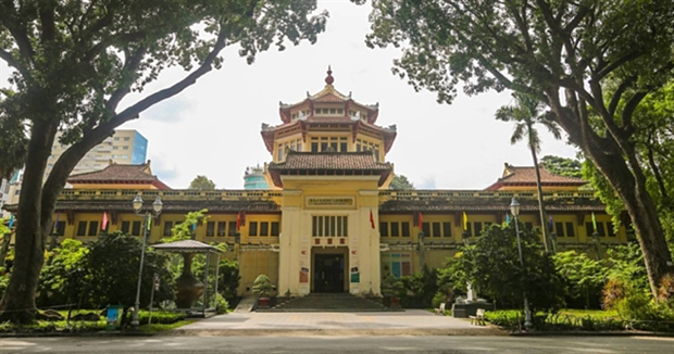 HCM City Museum of History offers more than 40,000 artifacts hinh anh 1