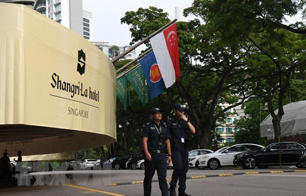 Shangri-La Dialogue 2020 cancelled over COVID-19 hinh anh 1