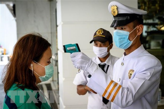 Thailand, Cambodia announce new COVID-19 cases hinh anh 1