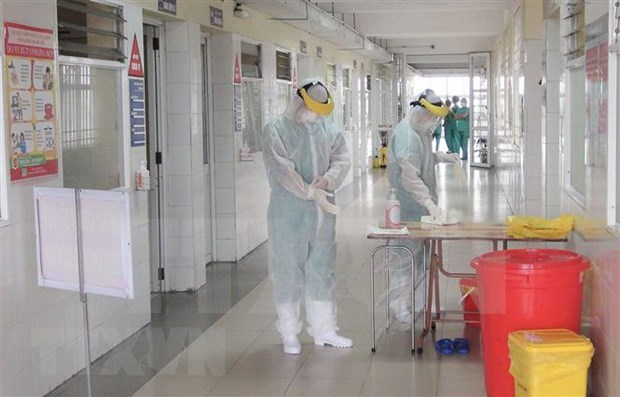 COVID-19 cases in Vietnam rise to 169 with 6 new ones hinh anh 1