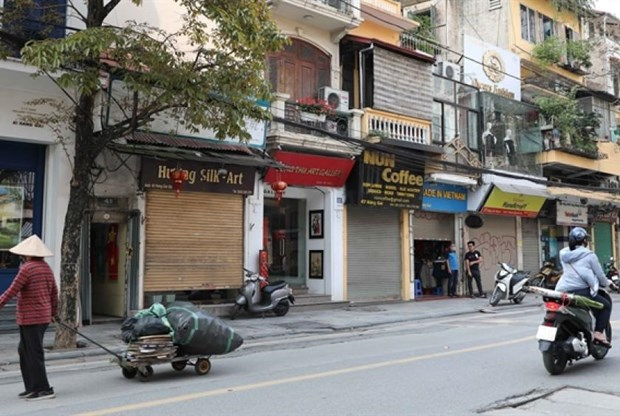 Ministry proposes 843 million USD bailout package for businesses during COVID-19 hinh anh 1