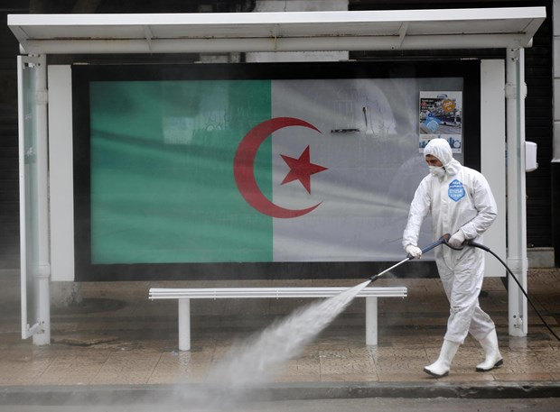 Vietnamese in Algeria urged to strictly follow anti-pandemic regulations hinh anh 1