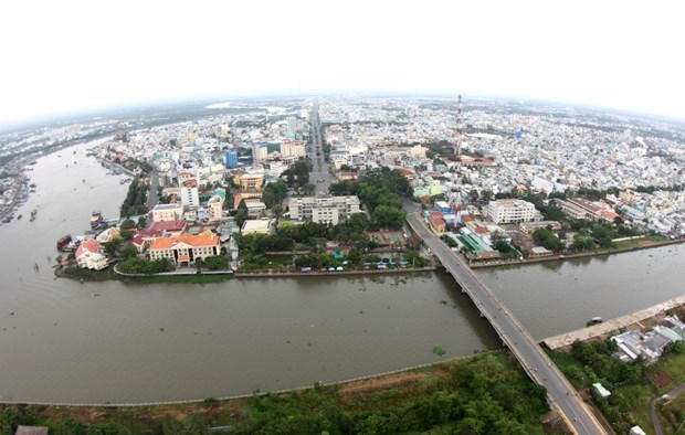 Can Tho to become first smart city in Mekong Delta by 2025 hinh anh 1