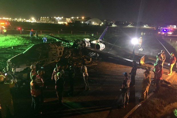 Medical plane crashes in Philippines, killing all eight people aboard hinh anh 1