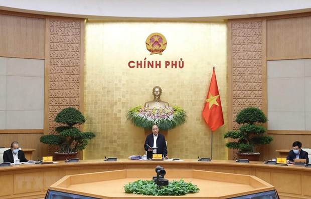 PM orders strict nationwide social distancing rules, starting April 1 hinh anh 1