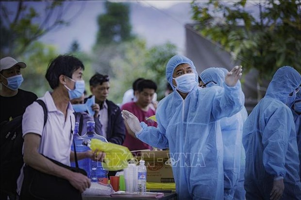 WEF speaks highly of Vietnam's COVID-19 containment hinh anh 1