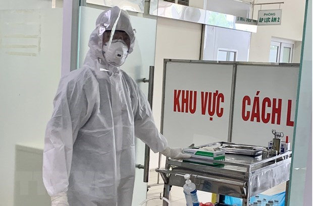 COVID-19 cases in Vietnam increase to 218 hinh anh 1