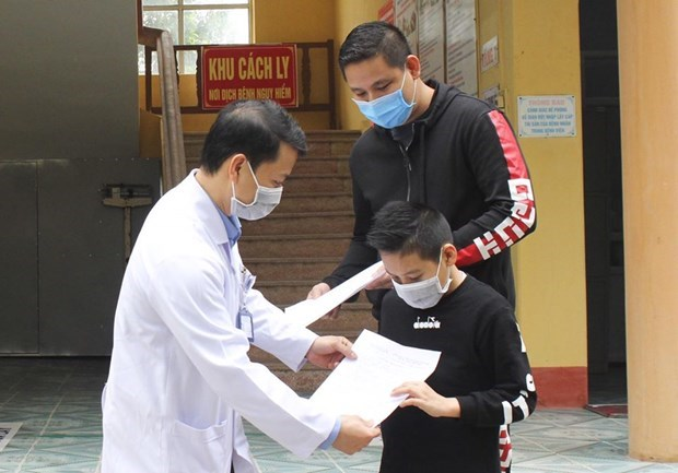 11-year-old boy recovers from COVID-19 hinh anh 1