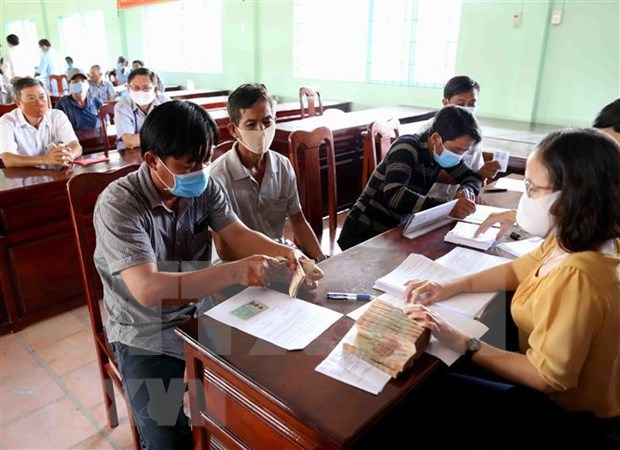 Workers to be required to pay deposit in order to work in RoK hinh anh 1