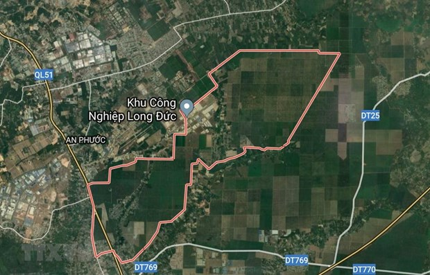 Site clearance for major southern airport to be completed in October hinh anh 1