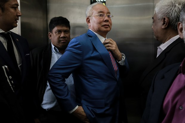 Malaysia suspends former prime minister's 1MDB trial to April 15 hinh anh 1