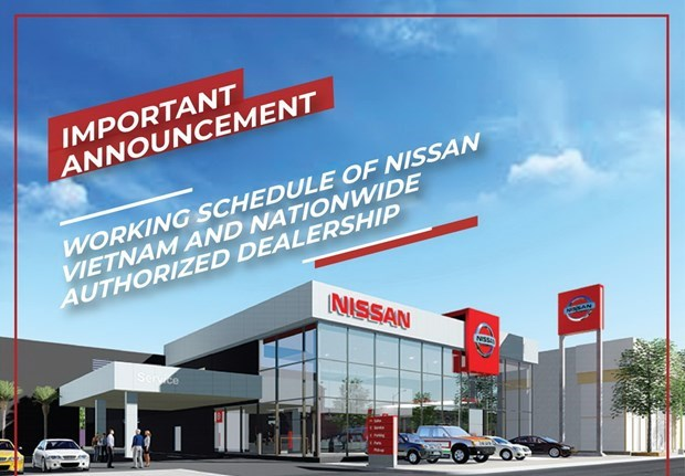 Nissan Vietnam ceases operation in response to COVID-19 hinh anh 1