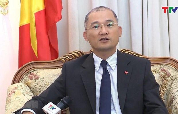 COVID-19: Vietnamese embassy in Kuwait prioritises citizen protection hinh anh 1