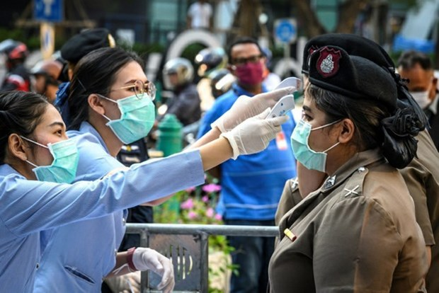 Thailand employs almost 45,700 medical workers to combat COVID-19 hinh anh 1