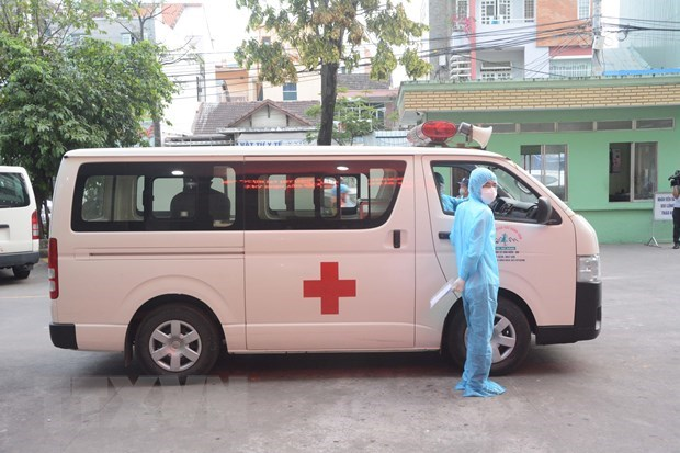 Vietnam's total COVID-19 cases now 241 hinh anh 1