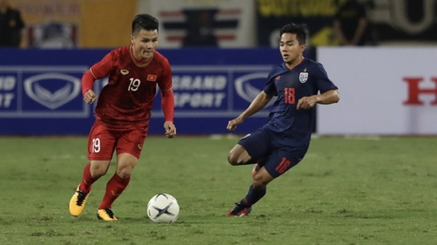 Midfielder Nguyen Quang Hai joins AFC campaign to fight COVID-19 hinh anh 1
