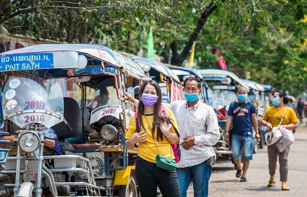 Laos records one more COVID-19 case | World | Vietnam+ (VietnamPlus)