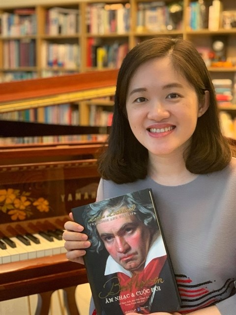Beethoven book released in Vietnamese hinh anh 1