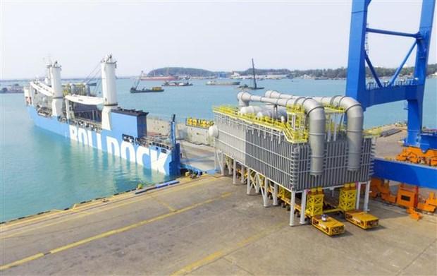 Doosan Vina exports desalination equipment to Bahrain hinh anh 1