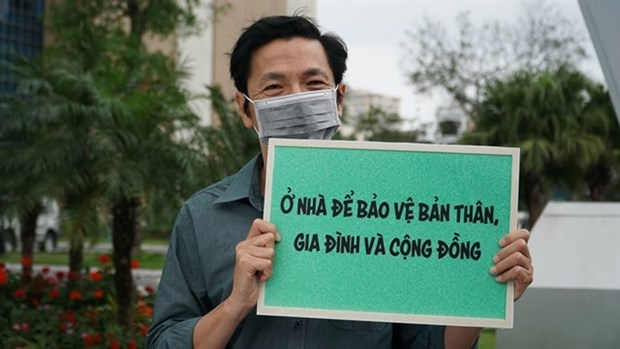 TV series depicts society in COVID-19 pandemic hinh anh 1