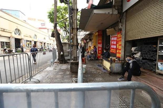 Hanoi earmarks 28.2 million USD for the poor amid COVID-19 pandemic hinh anh 1