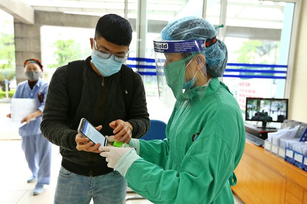 Ha Nam province holds urgent meeting following new COVID-19 infection hinh anh 1