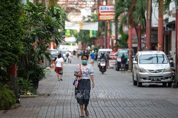 Indonesia: Large-scale social restrictions imposed for Jakarta to curb COVID-19 hinh anh 1
