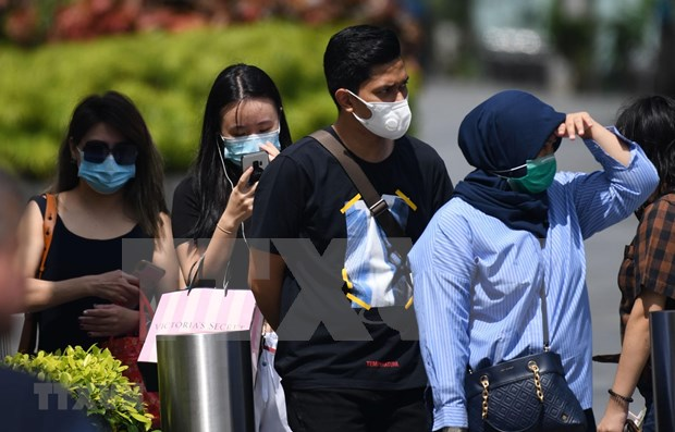 Singapore reports 142 new COVID-19 infections in biggest daily jump hinh anh 1
